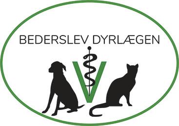 Bederslev Dyrlægen Logo